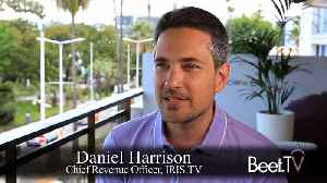 Ad Tech & Content Tech Should Be The Same: IRIS.tv's [Video]