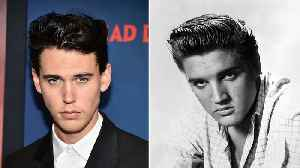 News video: Austin Butler Picked to Portray Elvis in Baz Luhrmann's Biopic | THR News
