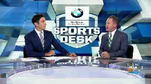 WEB EXTRA: CBS Sports Desk Discussion With Mike Cugno & Craig Mish On Marlins Draft Picks [Video]