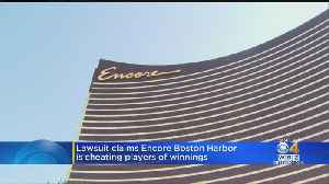 Lawsuit Claims Encore Boston Harbor Is Cheating Players Of Winnings [Video]