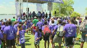 Let The Games Begin! First-Ever 'Charm City Games' Kick Off In Baltimore [Video]
