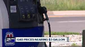 AAA Michigan: Statewide gas prices up another 9 cents from last week [Video]