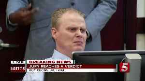 Roy Coons Jr. found guilty of killing 12-year-old girl [Video]