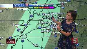 Bree's Evening Forecast: Mon., July 15, 2019 [Video]