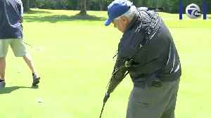 Quadrilateral Amputee Plays in WNY Golf Tournament [Video]