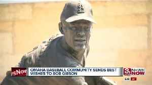 Stormchasers send best wishes to Bob Gibson [Video]