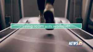Mom to Mom: Living Room Arm Workouts [Video]