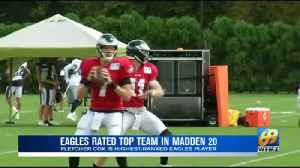 Eagles Top Rated Team In Madden 20 [Video]