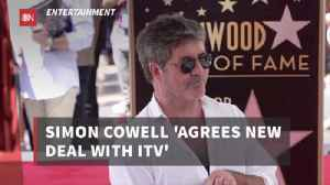 Simon Cowell Goes To ITV [Video]