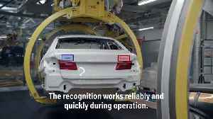 Artificial intelligence to control whether correct model designations are attached, BMW Group Dingolfing Plant [Video]