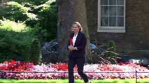 Members of cabinet arrive at Number 10 [Video]