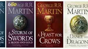 "George R.R. Martin Says Negative Reactions to ""Game of Thrones"" Won't Change His Books [Video]"