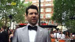 Seth Rogen and Billy Eichner Meet The Royals [Video]
