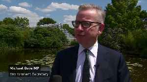 Gove says he doesn't know if he'll be in next PM's cabinet [Video]