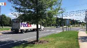 FedEx Driver Praised For Driving Shooting Victims To ER [Video]