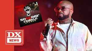 Jermaine Dupri Launches So So Def Female Cypher Amid 'Strippers Rapping' Controversy [Video]