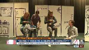 'Nap the Play,' which takes aim at teen suicide, comes to Kansas City [Video]