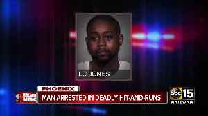 Man arrested in deadly hit-and runs in Phoenix [Video]