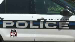 Jackson man arrested while breaking up fight [Video]