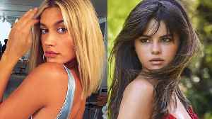 Hailey Bieber REACTS To Justin Bieber CHEATING On Selena Gomez Rumors! [Video]