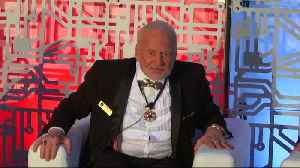 "News video: Aldrin decries ""50 years of non-progress"" in space"