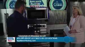 Appliance Factory 7.5 [Video]