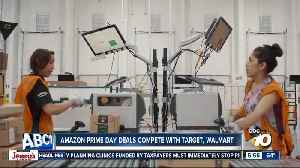 Amazon Prime Day deals compete with Target, Walmart [Video]