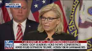 Liz Cheney sets the record straight on GOP opposition to socialist Dems [Video]
