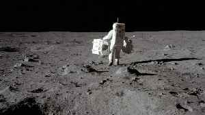 The End Of The Space Race: The Apollo 11 Moon Landing [Video]
