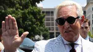 Roger Stone Barred From Using Facebook, Twitter And Instagram [Video]