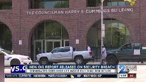 New OIS report released on security breach [Video]