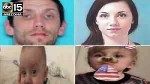 AMBER Alert issued after two taken from DCS custody [Video]