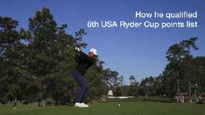 Brooks Koepka Ryder Cup Player Bio [Video]