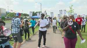 Fulfillment Workers Strike On 'Prime Day' [Video]