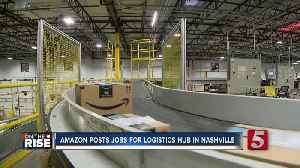 Amazon now hiring for Operations Center of Excellence [Video]