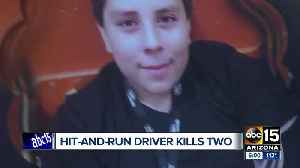 Hit-and-run driver wanted for killing 2 in separate crashes in Phoenix [Video]