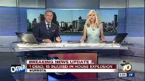 News video: 10News at 6pm Top Stories