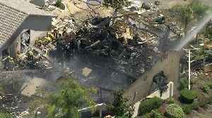 Worker Killed, 15 People Injured After Explosion Destroys California Home [Video]