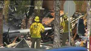 News video: SoCalGas Technician Killed, 15 Injured In Natural Gas Explosion At Murrieta Home