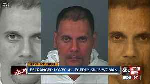 Estranged lover accused of killing woman who called taxi cab company for help [Video]