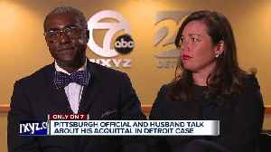 Husband of Pittsburgh official arrested in Detroit acquitted of misdemeanor charges [Video]