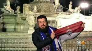 Colorado Rapids Fans Set Up Campaign For Man In Italy [Video]