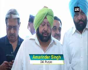 CM Amarinder Singh denies his role in Sidhu's resignation [Video]