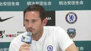 Lampard: I don't need new players [Video]