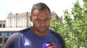 Vunipola motivated by 2015 WC failure [Video]