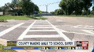 Nearly two dozen middle schools getting safety updates [Video]