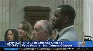 R. Kelly Due In Court In Chicago [Video]