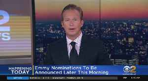 Emmy Nominations To Be Announced Today [Video]