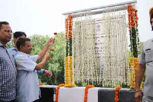 Delhi CM inaugurates RTR flyover, says will decongest route to IGI Airport [Video]