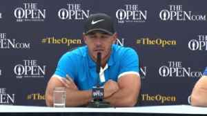 Koepka not fazed by lack of recognition [Video]
